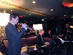 Rat Pack Jazz for Chicago fundraisers