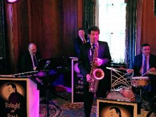 Rat Pack Jazz for incredible live music at your wedding receptions