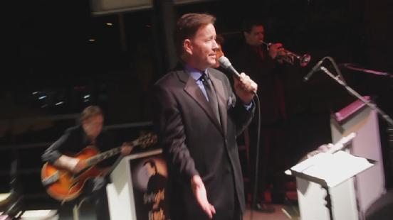 CHICAGO SWING BAND :: JAZZ VOCALIST FRANK LAMPHERE
